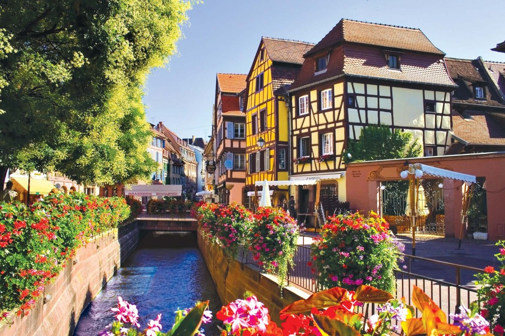Rhine_City of Colmar