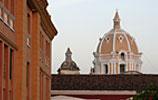 Cartagena roofs