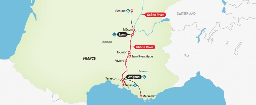 Route Map_ French Waterways 2018