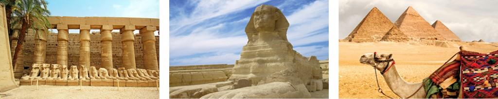 Collage Egypt website
